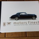 Rolls Royce and Bentley Motors Finest book review by Marcel Haan of CarArtSpot