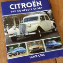 Citroen The Complete Story book review by Marcel Haan of CarArtSpot