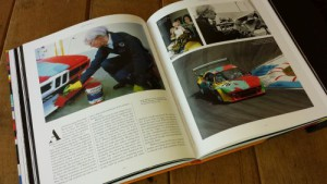 BMW Art Cars book review by Marcel Haan of CarArtSpot