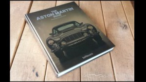 The Aston Martin Book by René Staud book review by Marcel Haan of CarArtSpot