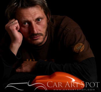 Stephane Dufour Automotive Artist