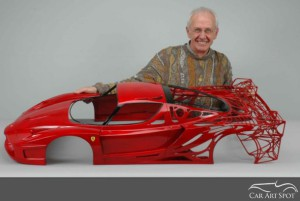 Automotive Art by Dennis Hoyt