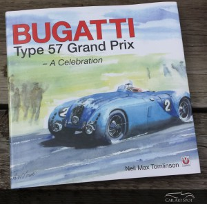 Bugatti Type 57 Grand Prix A Celebration