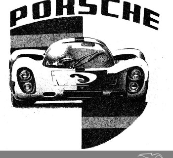 Porsche Art by Gregory Whitt