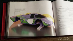 The Hippie model – photo from the Porsche 917 book by Delius Klasing