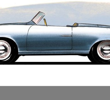 Porsche by Michele Leonello Automotive Artist