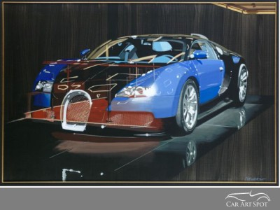 VEYRON by Harold Cleworth