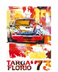 Targa Florio 73 by Uli Hack