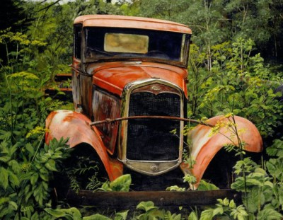 David Coax Automotive Artist