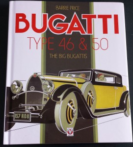 Bugatti Type 46 & 50 by Barrie Price
