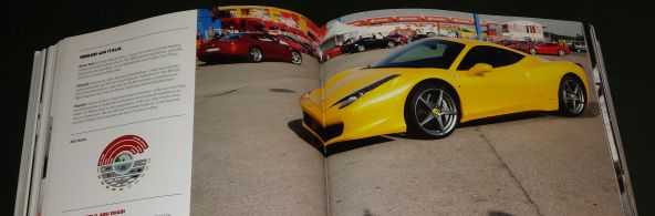 Intersection Cars Now by Taschen