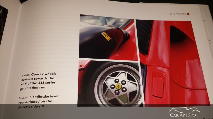 Ferrari 308,328 and 348 - The Complete Story by Robert Foskett