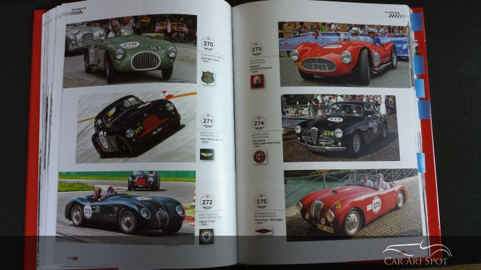 Mille Miglia 2015 – The Official Book