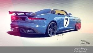 Project-7 by Cesar Pieri Automotive Artist and Designer