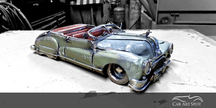 48 Buick by Josh Welton of Brown Dog Welding