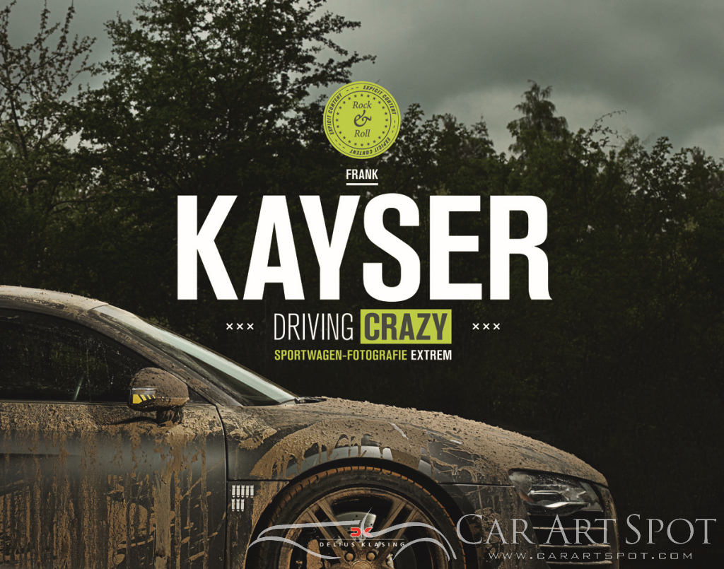 Driving Crazy by Frank Kayser cover