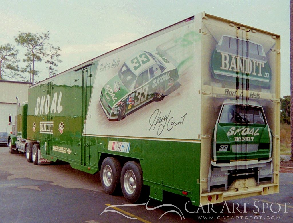 Gregory Whitt - Skoal transporter design