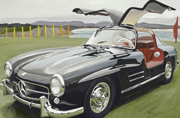 James Caldwell - Mercedes Gullwing