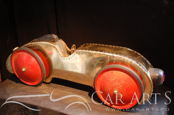 Car Sculpture II by Baron Margo
